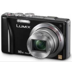 Panasonic Lumix DMC-TZ20 14.1MP 16XZoom Black + 4 GB Card
